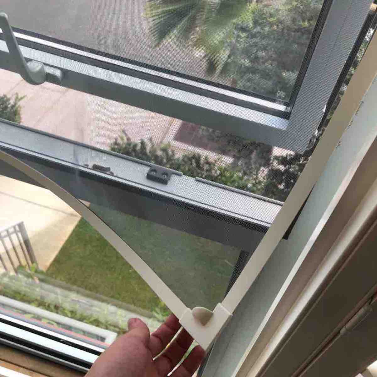 what are the best diy window insect screens